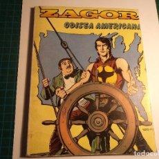 Cómics: ZAGOR. Nº 4. ZINCO. (E-30). . Lote 111019847