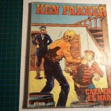 Cómics: KEN PARKER. Nº 9. ZINCO. (E-30). . Lote 111020563