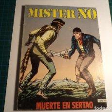 Cómics: MISTER NO. Nº 4. ZINCO. (E-1).. Lote 111022427