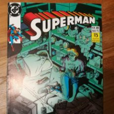 Cómics: SUPERMAN NÚMERO 89 -REFUGIO PARA LOS DESAMPARADOS - EDICIONES ZINCO 1990. Lote 111118111