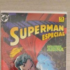 Cómics: SUPERMAN ESPECIAL HOMBRE ARENA GRAPA (ZINCO). Lote 111120087