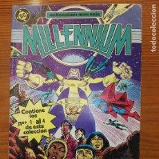 Comics: MILLENIUN DEL 1 AL 4 Nº 1. Lote 111187927