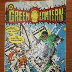 Cómics: GREEN LANTERN DEL 18 AL 22. Lote 111190211