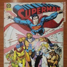 Cómics: SUPERMAN DEL 11 AL 15 TOMO 3. Lote 111190483