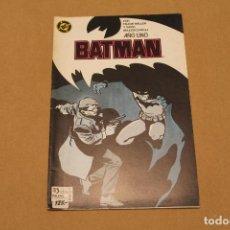 Cómics: BATMAN Nº 3, EDITORIAL ZINCO. Lote 111261391