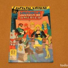Cómics: LIGA DE LA JUSTICIA DE AMERICA Nº 2, EDITORIAL ZINCO. Lote 111262663