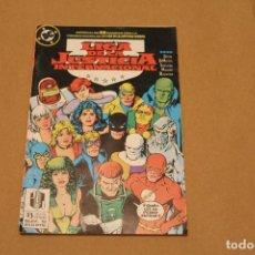 Comics: LIGA DE LA JUSTICIA DE INTERNACIONAL Nº 19, EDITORIAL ZINCO. Lote 111263303