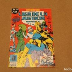 Comics: LIGA DE LA JUSTICIA DE INTERNACIONAL Nº 25, EDITORIAL ZINCO. Lote 111263327