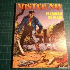 Cómics: MISTER NO. Nº 8. ZINCO. (E-29). Lote 111511383