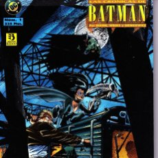 Cómics: LAS CRONICAS DE BATMAN. ZINCO. Lote 111516159