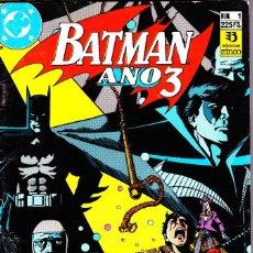 Cómics: BATMAN AÑO 3 NUMERO 1. ESPECIAL ZINCO. Lote 111517447