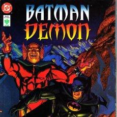 Cómics: BATMAN DEMON. EDITORIAL VID. 1998. Lote 111526431