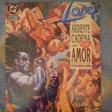 Cómics: COMIC - LOBO - ARDIENTE CADENA DEL AMOR --REFM3E1. Lote 111531555