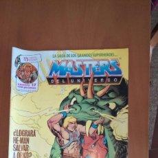 Cómics: COMIC HE-MAN MASTERS DEL UNIVERSO N°17. Lote 111785471