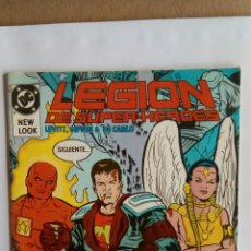 Cómics: LEGIÓN DE SUPER-HEROES N°21. Lote 111843999