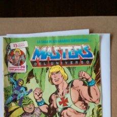 Cómics: HE-MAN Y LOS MASTERS DEL UNIVERSO.N°20. Lote 111865152