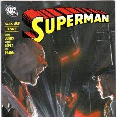Cómics: SUPERMAN Nº 23 - PLANETA DC.. Lote 111927803