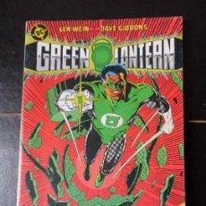 Cómics: GREEN LANTERN TOMO Nº 4 RETAPADO CON NÚMEROS 16 17 18 19 20 EDICIONES ZINCO. Lote 111932475