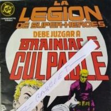 Cómics: LA LEGION DE SUPER - HEROES - EDICIONES ZINCO Nº 17 -. Lote 112101011