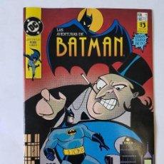 Cómics: LAS AVENTURAS DE BATMAN NUMERO 1. Lote 112252983