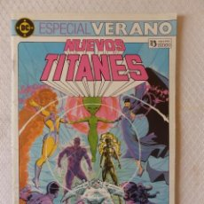 Cómics: NUEVOS TITANES ESPECIAL VERANO (Nº UNICO). Lote 112431583