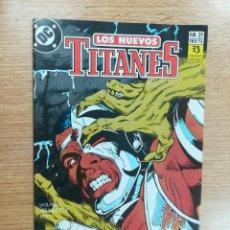 Cómics: NUEVOS TITANES VOL 2 #21. Lote 112493351