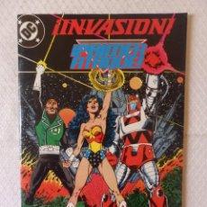 Cómics: ¡INVASION! ¡PRIMER ATAQUE! Nº 2 DE 8. Lote 112685107