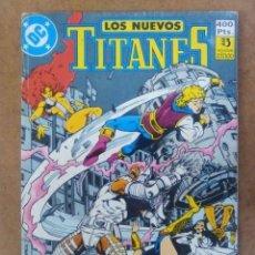 Cómics: NUEVOS TITANES RETAPADO Nº 17 A 21 - ZINCO - C07. Lote 112781071