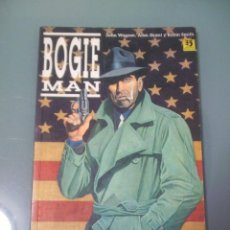 Cómics: BOGIE MAN. Lote 112916959