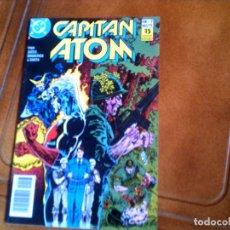 Cómics: COMIC CAPITAN ATOM N,7 EDICIONES ZINCO COLOR AÑOS 80S. Lote 112987935