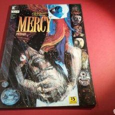 Cómics: MERCY PIEDAD EXCELENTE ESTADO VERTIGO DC. Lote 113110071