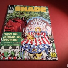Cómics: SHADE LIBRO 2 EXCELENTE ESTADO ZINCO DC. Lote 113110884