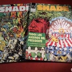 Cómics: SHADE COMPLETA EXCELENTE ESTADO ZINCO DC. Lote 113111219