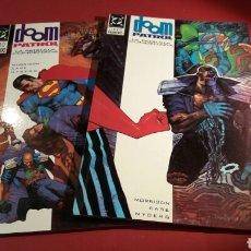Cómics: DOOM PATROL COMPLETA EXCELENTE ESTADO ZINCO DC. Lote 113111995