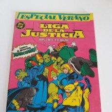 Cómics: LIGA DE LA JUSTICIA NUMERO 1 ESPECIAL VERANO. Lote 113153035