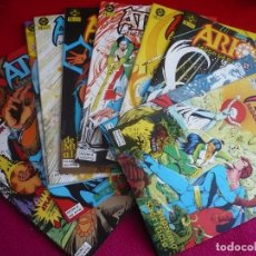 Cómics: ARION SEÑOR DE ATLANTIDA 1 AL 10 ¡COMPLETA! ( KUPPERBERG DUURSEMA ) ¡MUY BUEN ESTADO! DC ZINCO. Lote 113167899