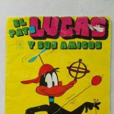 Cómics: EL PATO LUCAS Y SUS AMIGOS WARNER BROS 1981 EDICIONES ZINCO N° 16. Lote 113208738