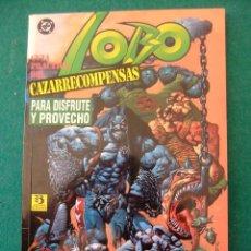 Cómics: LOBO GUIA PRACTICA DEL CAZARRECOMPENSAS PARA DISFRUTE Y PROBECHO ZINCO. Lote 113471639