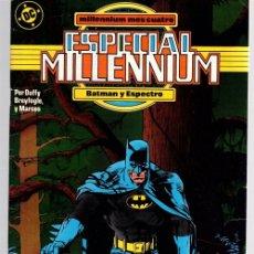 Comics: ESPECIAL MILLENNIUM. BATMAN Y ESPECTRO. Nº 5. AÑO 1988. Lote 114253975