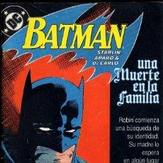 Cómics: UNA MUERTE EN LA FAMILIA COMPLETA 3 NºS ESPECIALES JIM STALIN(2 PREMIOS HAXTUR) JIM APARO CAJA 2+. Lote 114533103