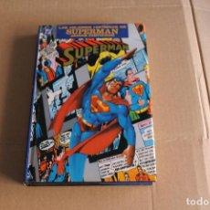 Cómics: LAS MEJORES HISTORIAS DE SUPERMAN JAMÁS CONTADAS, TAPA DURA, DC, EDITORIAL ZINCO. Lote 114812087