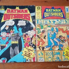 Comics : LOTE DE 2 COMICS BATMAN OUTSIDERS. Lote 114883115