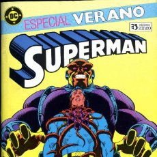 Cómics: SUPERMAN ESPECIAL LO MEJOR DE GIBBONS Y MOORE 2 PREMIOS HAXTUR 1984 ARMARIO ISA CAJA 6+ ENCIMA. Lote 114936391