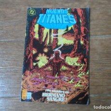 Cómics: NUEVOS TITANES Nº 35 EDICIONES ZINCO VOLUMEN 1. Lote 114971379