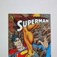 Cómics: CÓMIC - SUPERMAN DC / RETAPADO DEL Nº 16 AL 20 - EDICIONES ZINCO. Lote 115105578