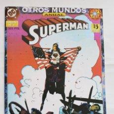 Cómics: OTROS MUNDOS ANUAL NÚMERO 1 - SUPERMAN LEGADO - JOHN BYRNE - DC- 1994. Lote 115190547
