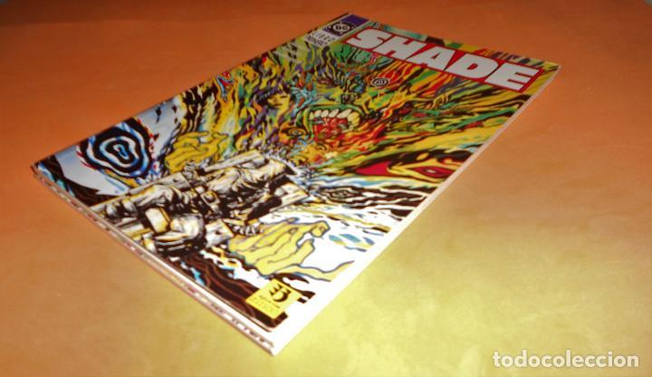 Cómics: SHADE Cómics El hombre cambiante Libro 1 y 2 (completa), Zinco. Buen estado - Foto 2 - 115493987