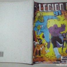 Cómics: TEBEOS Y COMICS: LEGION 91/92 DEL 1 AL 5. TOMO 1 (ABLN). Lote 115733843