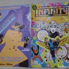 Cómics: TEBEOS Y COMICS: INFINITY INC Nº 10 (ABLN). Lote 115746407