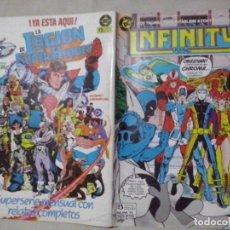 Cómics: TEBEOS Y COMICS: INFINITY INC Nº 11 (ABLN). Lote 115746651